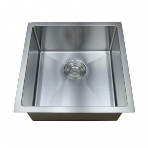 Chrome Kitchen Sink